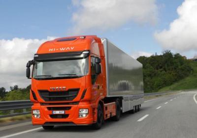 Iveco presenta la Truck Station, per un servizio coi fiocchi