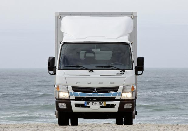 Mercedes-Benz Fuso Canter a Ecomondo
